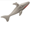 90cm Inflatable Shark