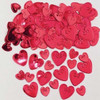 14g Love Hearts Rube Foil Confetti