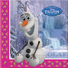 2ply Olaf Frozen Napkins - 20 Pack