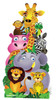 Jungle Friends Cutout Hire