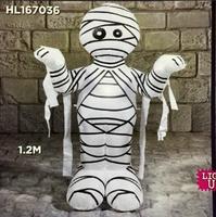 Halloween 1.2m Mummy Hire