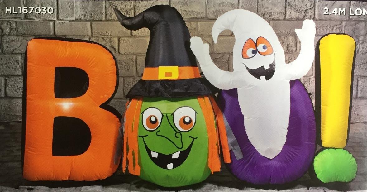Halloween 2.4m Boo Hire