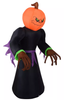 Halloween 2.4m Standing Pumpkin Monster Hire