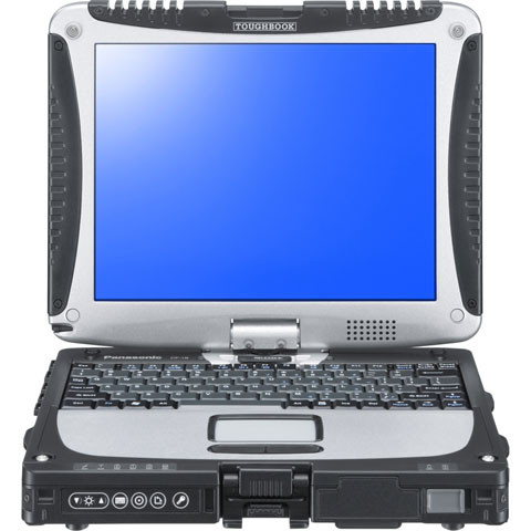 Panasonic ToughBook CF-19KHRAX2B Display View
