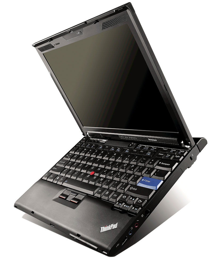 Refurbished Lenovo ThinkPad x200 - Small & light Core 2 ...