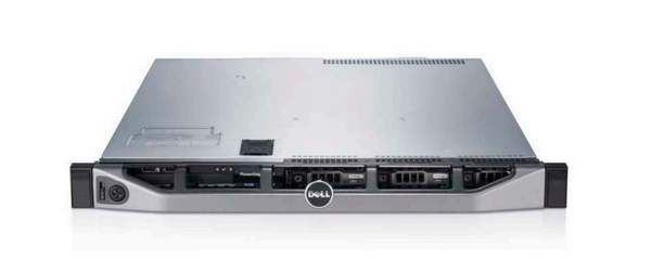 Dell PowerEdge R420 - Front View