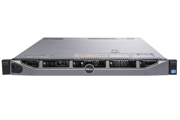 Dell PowerEdge R430 - Front View