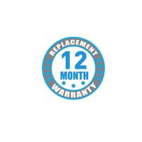12 months warranty