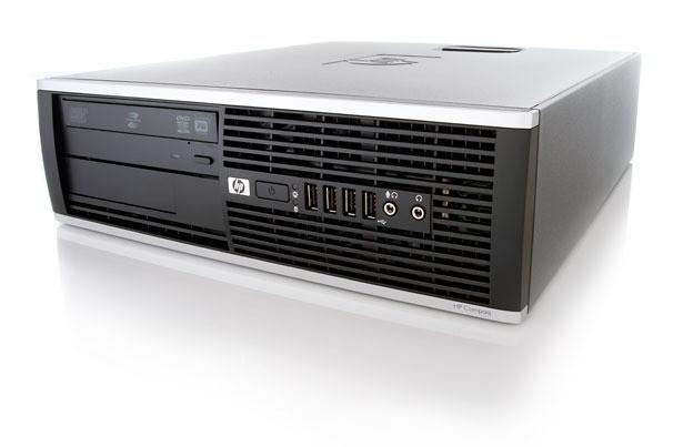 HP COMPAQ 6000 SFF DESKTOP - FRONT VIEW