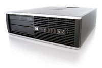 HP COMPAQ 6000 SFF DESKTOP - FRONT VIEW
