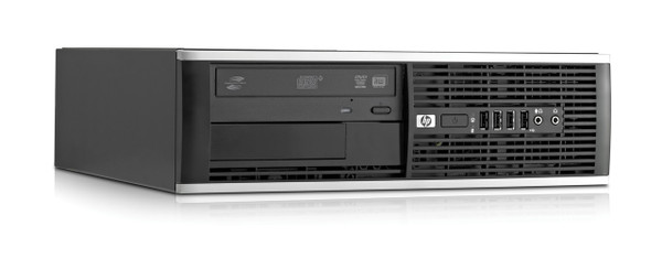 HP Pro 6300 SFF - Core i5 - (Configure to Order) - desktop - front view
