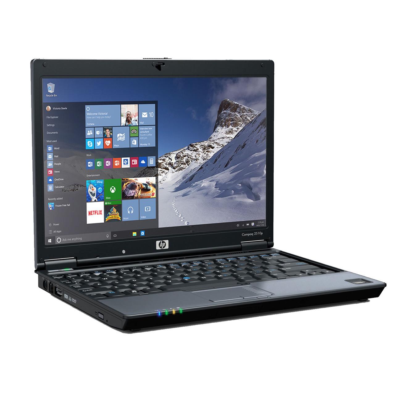 refurbished hp elitebook 2510p core 2 duo laptop on sale rh kelsusit com hp 2510p user manual HP Pavilion Desktop Manuals