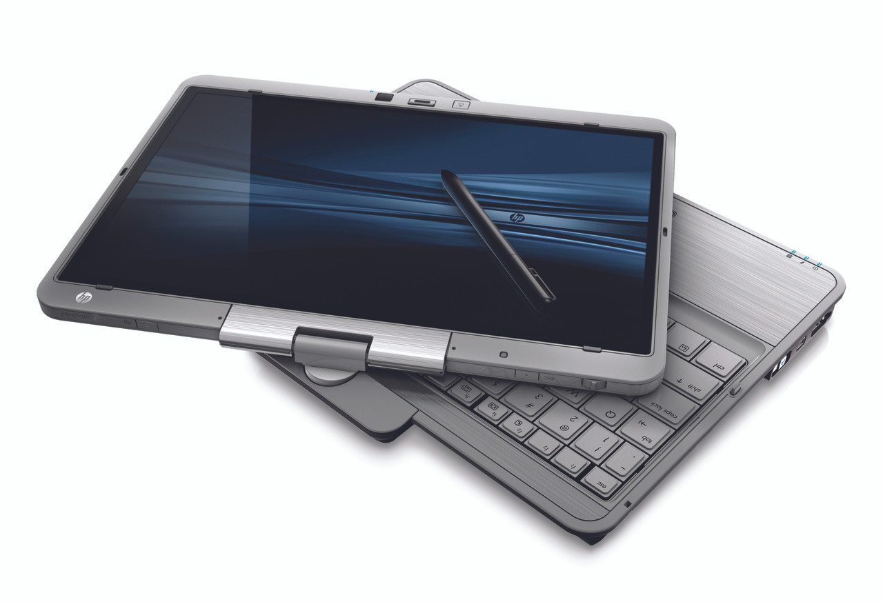 HP Elitebook 2740P - Core i5 (Configure to Order) - front tablet view