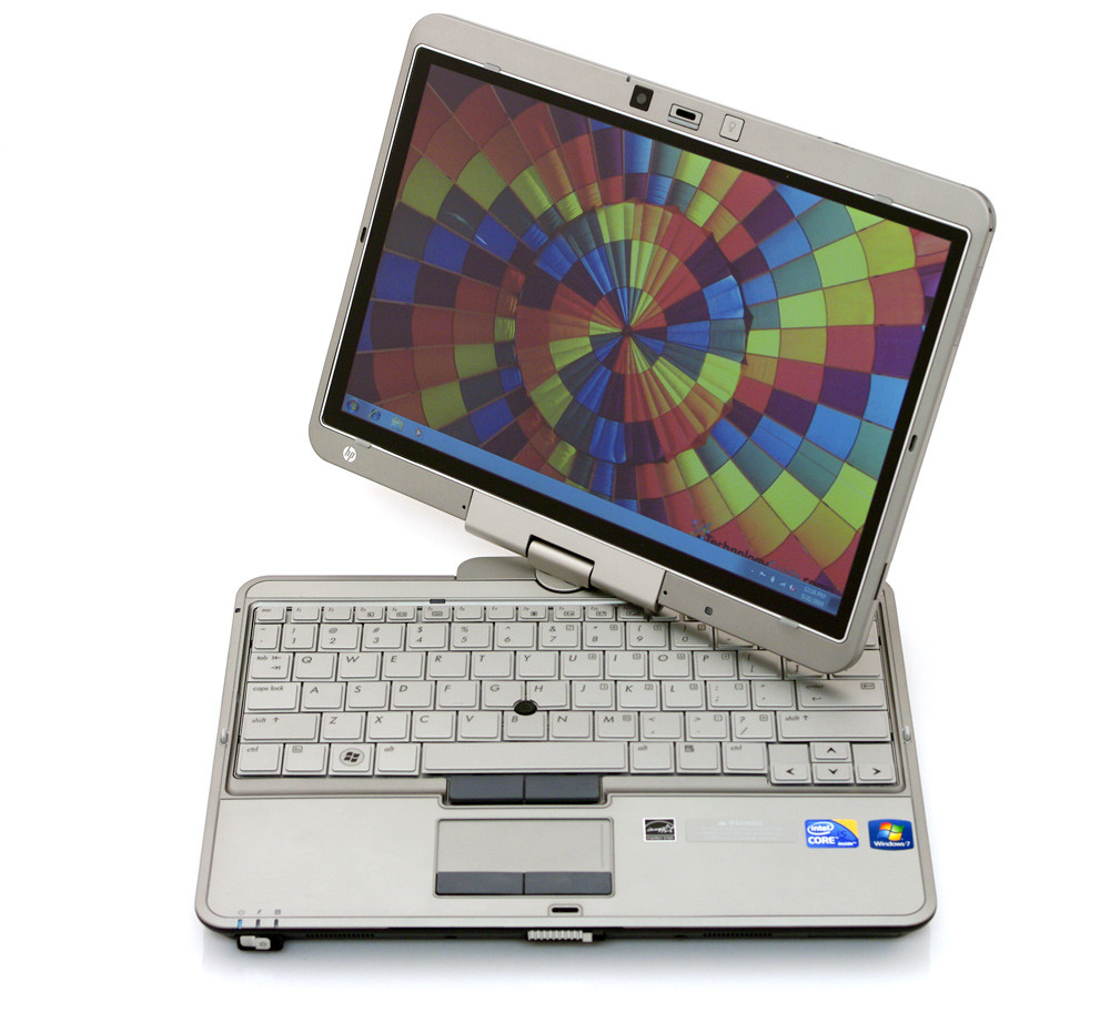 HP Elitebook 2740P - Core i5 (Configure to Order) - front side display view