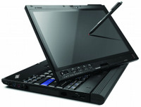 Lenovo Thinkpad X200 Webcam Tablet - Core 2 Duo
