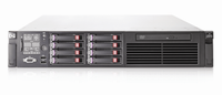 HP PROLIANT DL360 G7 (CTO) RACK SERVER - front view