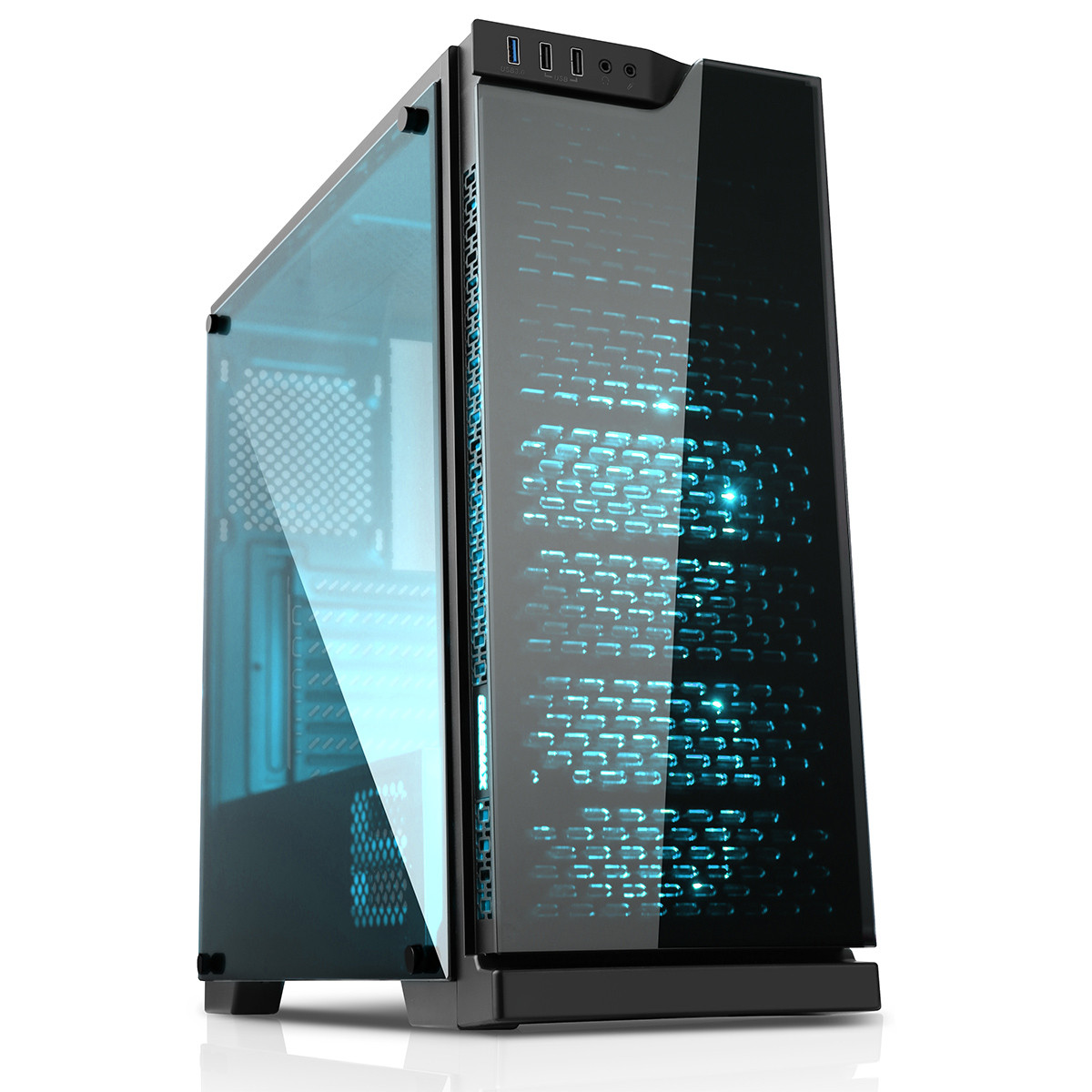 KelsusIT BloodStone RGB Gaming PC
