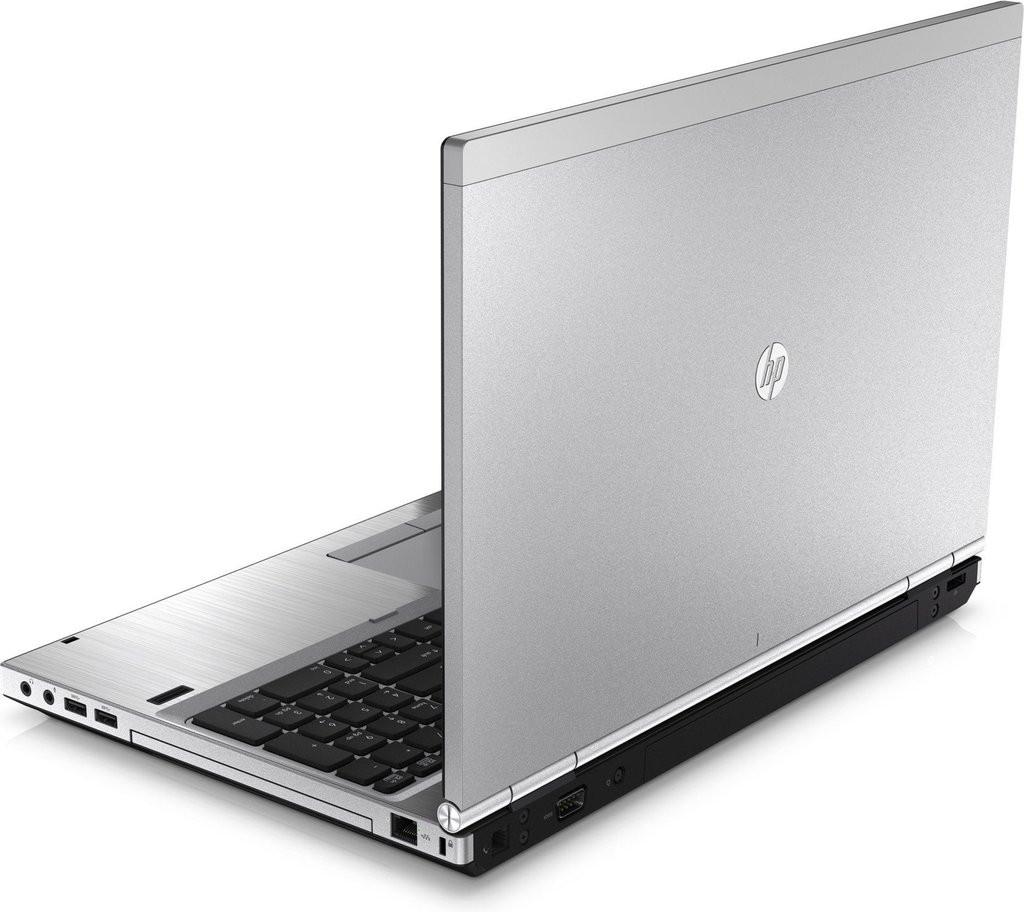 HP EliteBook 8570p - Rear view