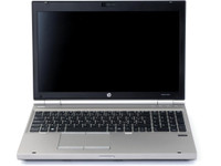 HP EliteBook 8570p - Front display view