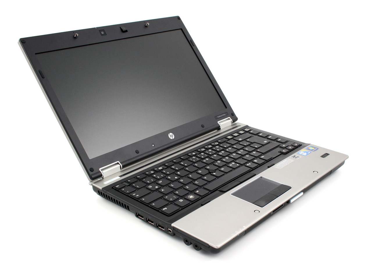 HP EliteBook 8440p - Side Display View 2