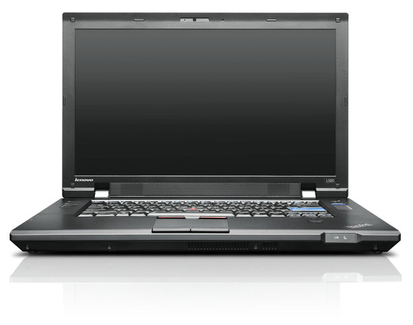 Lenovo Thinkpad L520 - Front Display View