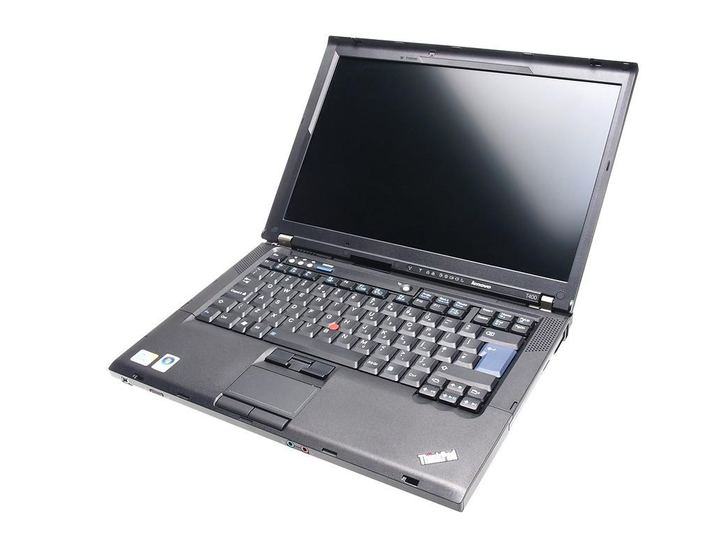 Lenovo Thinkpad T400 - Front Display View 2