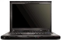 Lenovo Thinkpad T400 - Front Display View