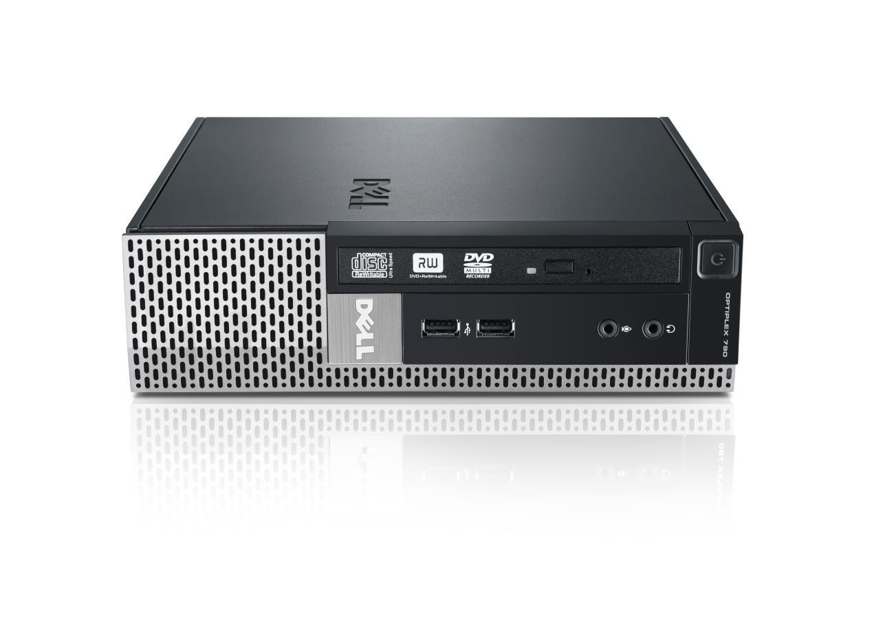 Refurbished Dell Optiplex 790 Usff Desktop Pc