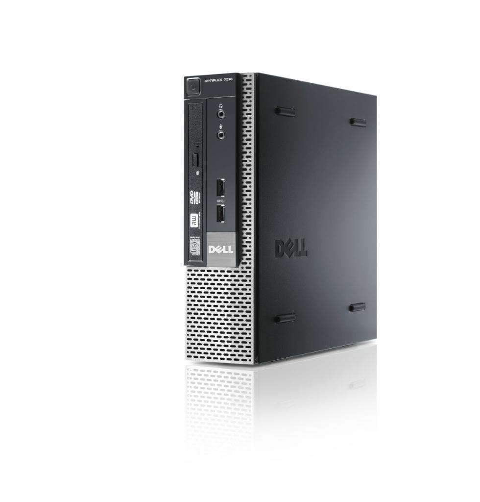 Dell Optiplex 7010 USFF - Front View 2