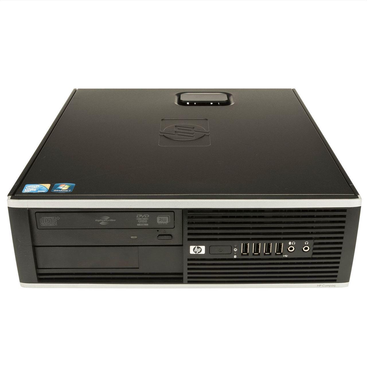 HP Compaq Elite 8000 SFF - Top Display