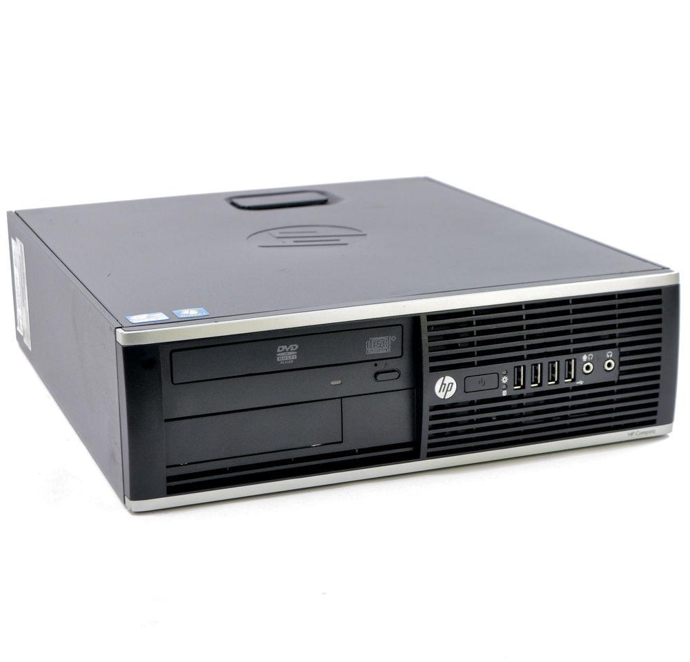HP Elite 8300  - front view