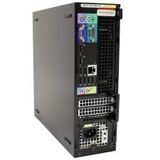 Dell Optiplex 9010 SFF - Front View