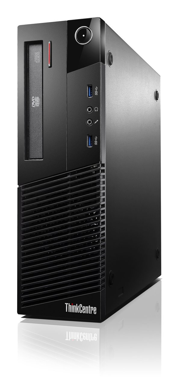 Lenovo Thinkcentre M83 - Front View