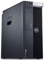 Dell Precision T5600 - Front View