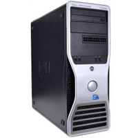 Dell Precision T3500 - Front View