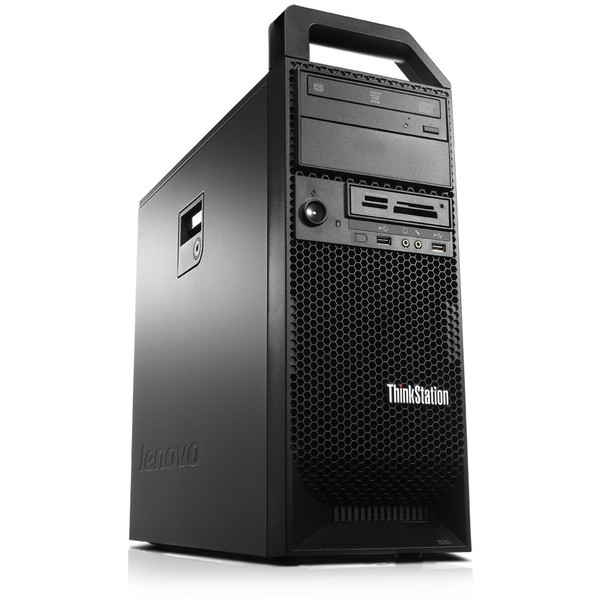 Lenovo Thinkstation S30 - Front-Side View