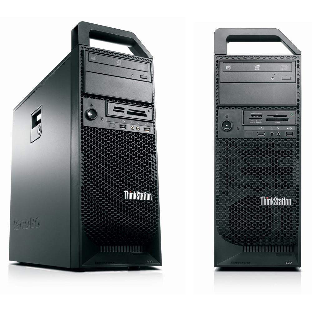 Lenovo Thinkstation S30 - Front View