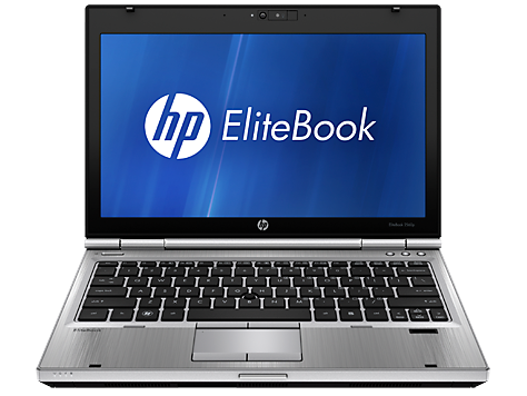 Hp Elitebook 2560p (Front view)