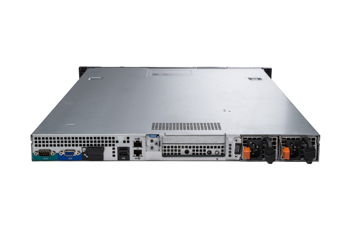 Dell PowerEdge R410 - Rear View