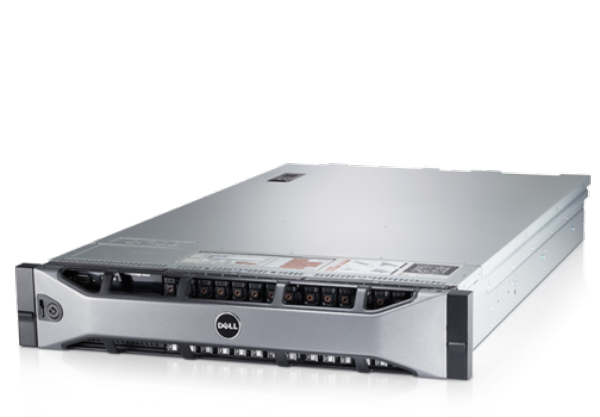 DELL PowerEdge R820 - Front View