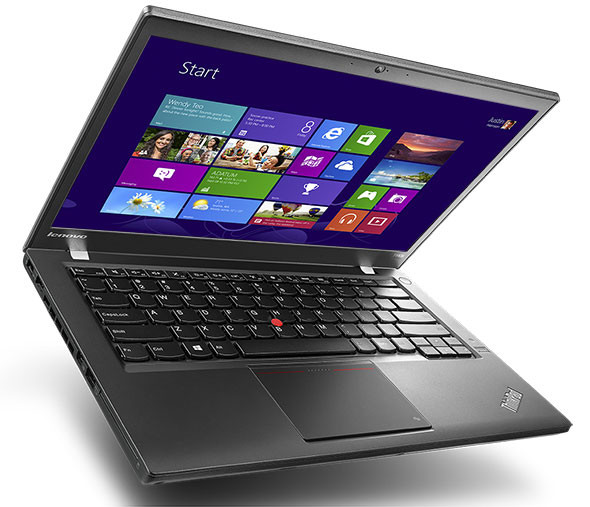 Lenovo Thinkpad T440s - Core i5-4300U - 180GB M.2 SSD
