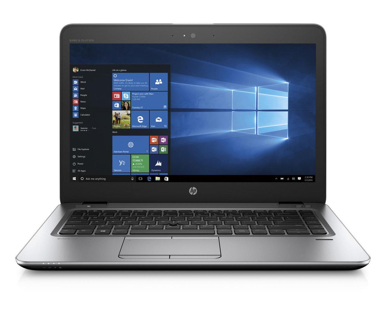 HP 840 G3 - Core i7-6500U - 256GB mSATA SSD