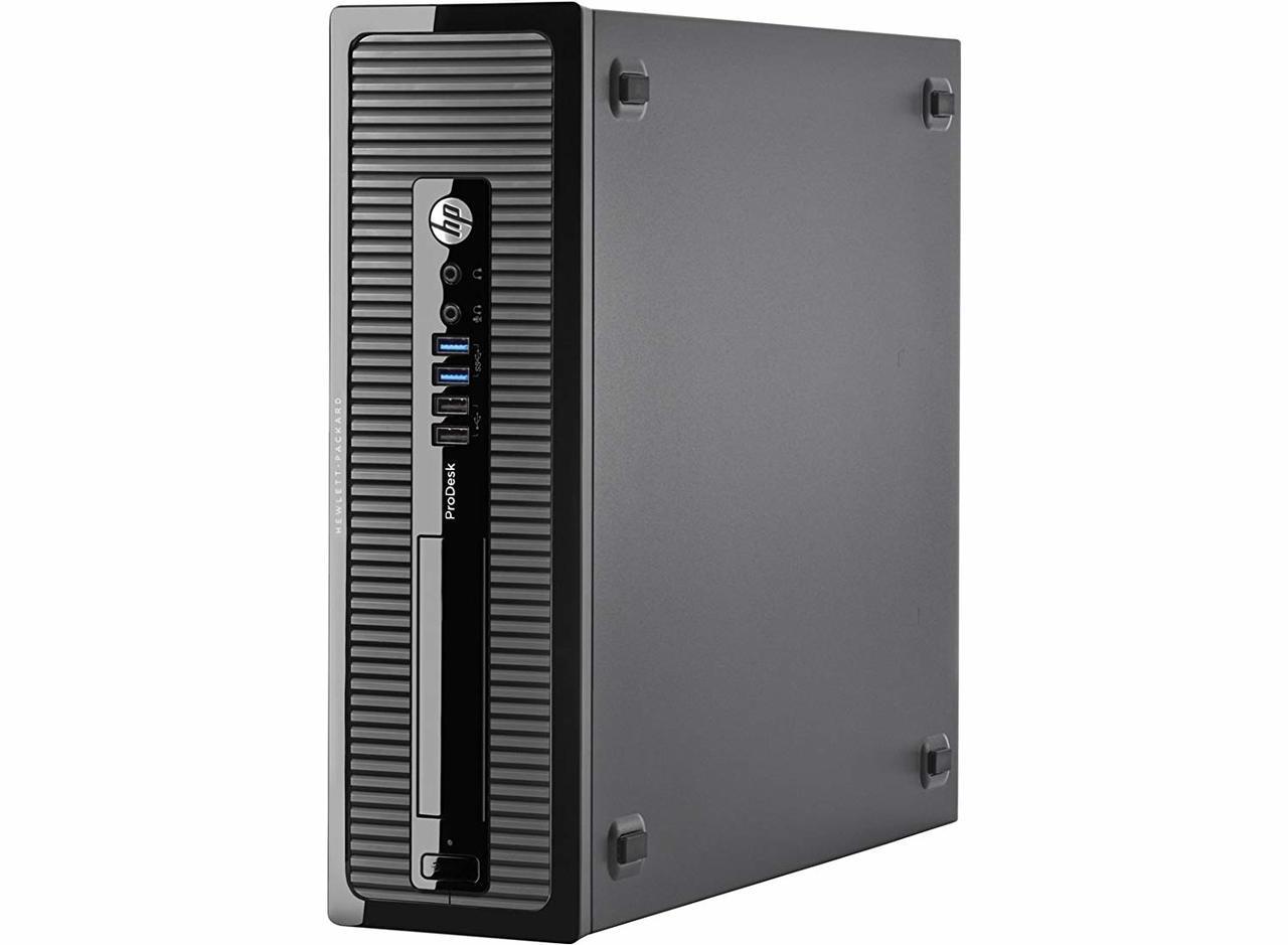 HP 400 G1 SFF - 4th gen CPU (CTO)