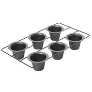 Chicago Metallic 6-Cup Popover