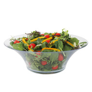 """Strahl - Design+Contemporary 13.5"""" Serving Bowl - Clear"""