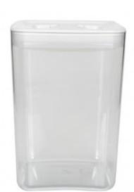ClickClack 3 Qt. Pantry Cube - White