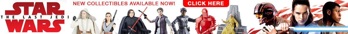 Star Wars The Last Jedi Toys & Collectibles