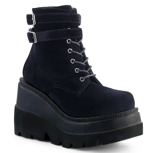 Softly Softly Velvet Boots