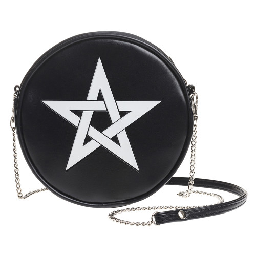 Round Pentagram Purse