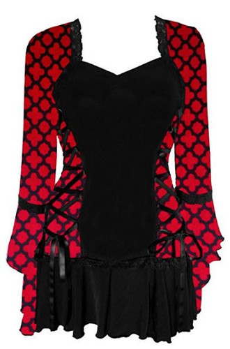 Red Queen Top